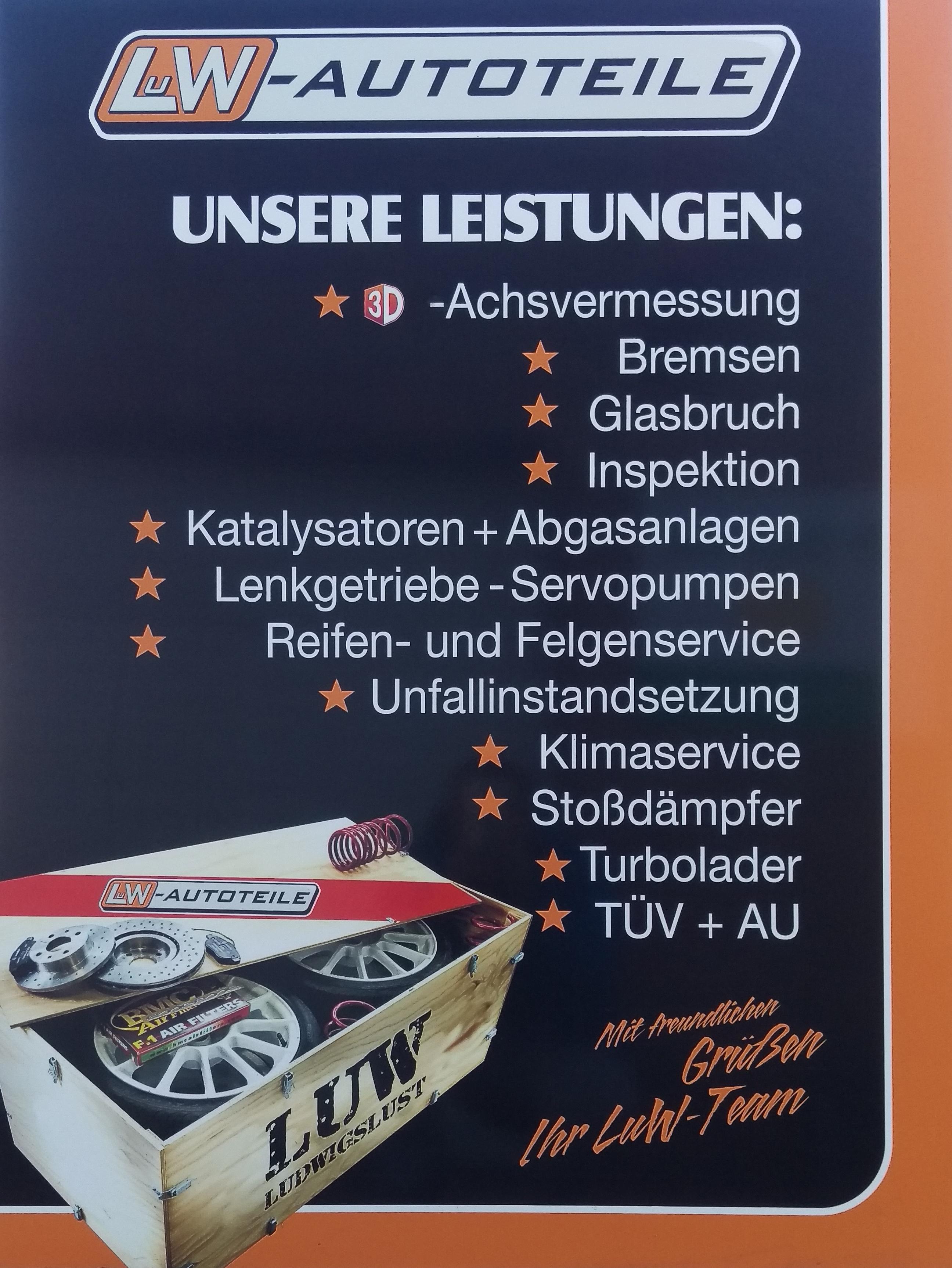 Service-Banner-LUW-KFZ-Werkstatt-Ludwigslust